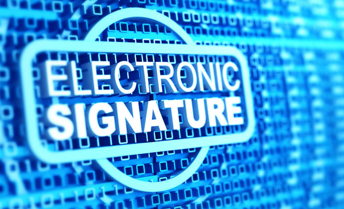 Electronic Signatures, How Valid Are They?