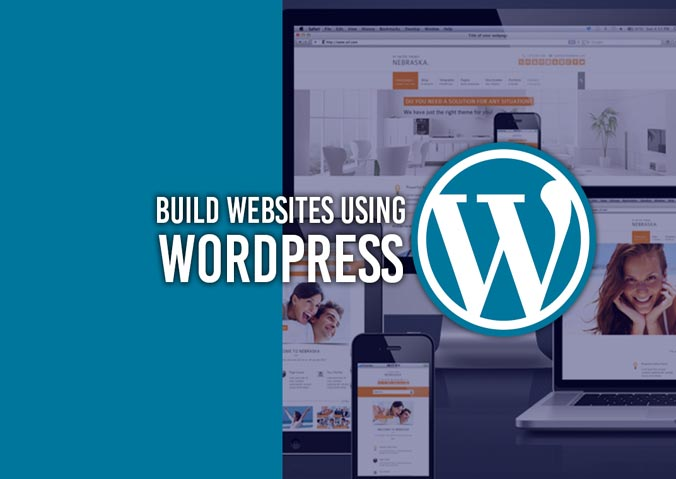 Build Websites with Wordpress